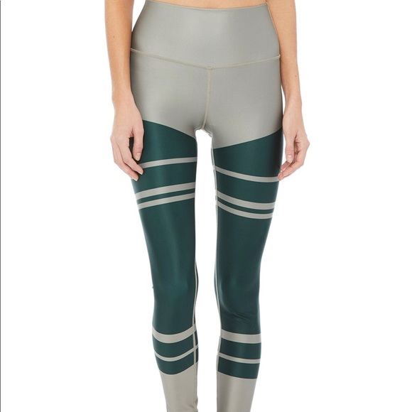 86feddd907ceb ALO Yoga Pants | Highwaist Airlift Airbrush Legging | Poshmark